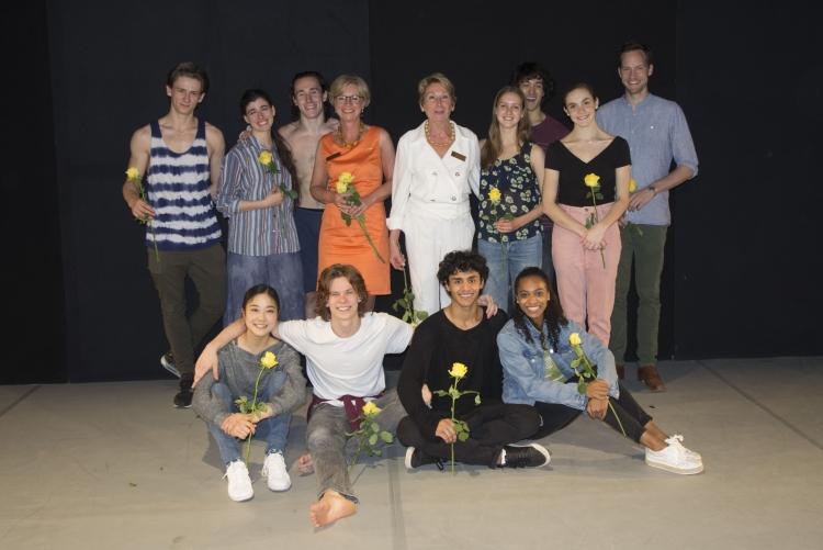 Ein Dank an alle.... Tänzerinnen und Tänzer und natürlich an die Gäste!